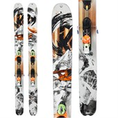 K2 Pon2oon Skis + FFG 12 Bindings - Used 2013