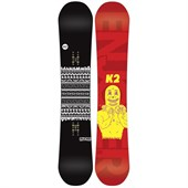K2 Hit Machine Enjoyer Snowboard 2015