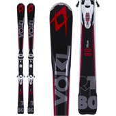 Volkl RTM 80 Skis + iPT Wide Ride 12.0 Bindings 2015
