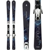 Atomic Cloud Seven Skis + XTE 10 Bindings - Women's 2015