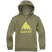 Burton Classic Mountain Pullover Hoodie - Big Boys'