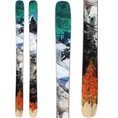 ON3P x evo Collab Jeffery 114 Skis 2015