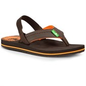 Sanuk Straight Shot Boys Sandals - Little Boys'