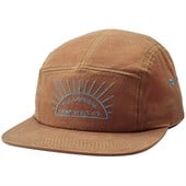 Poler Waxed Camper Hat