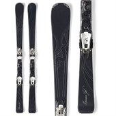 Nordica Cinnamon Girl Skis + N ADV P.R. EVO Bindings - Women's 2015
