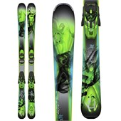 K2 Potion 74 XTi Skis + ERC 11 TC Bindings - Women's 2015