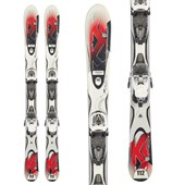 K2 Indy Skis JSL + Fastrak2 7 Bindings - Boys' 2011