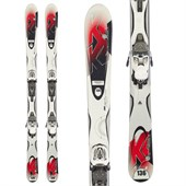 K2 Indy Skis JSL + Fastrak2 7 Bindings - Big Boys' 2011