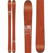 Line Skis Supernatural 92 Lite Skis 2015