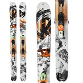 K2 Pon2oon Skis + FFG 10 Bindings - Used 2013