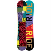 Ride Buckwild Wide Snowboard 2015