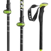Leki Aergon 3 Adjustable Ski Poles 2015