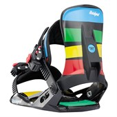 Rossignol Rookie Snowboard Bindings - Big Kids' 2015