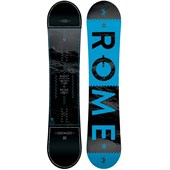 Rome Mini Agent Rocker Snowboard - Big Kids' 2015