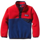 Patagonia Lightweight Synchilla Snap-T Pullover Fleece - Little Kids'