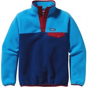 Patagonia Lightweight Synchilla Snap-T Pullover Fleece - Boys'