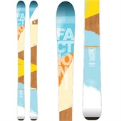 Faction Agent 90W Skis - Women's 2014