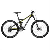 Devinci Troy Carbon RR Complete Mountain Bike 2015
