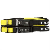 FCS Premium Bungy Lockable Tie Down Straps