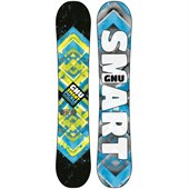 GNU Smart Pickle BTX Snowboard - Big Kids' 2015