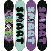 GNU Ladies Smart Pickle BTX Snowboard - Women's 2015