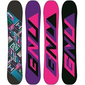GNU Beauty DC3 BTX Snowboard - Women's 2015