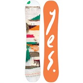 Yes. Emoticon Snowboard - Women's 2015