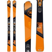 Rossignol Experience 80 (Light) Skis + Xelium 110 Bindings 2015