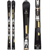 Rossignol Unique 8 Skis + Saphir 110 Bindings - Women's 2015