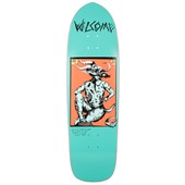 Welcome Krampus 9.5 Magic Bullet Skateboard Deck