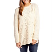 Woolrich White Stag Tunic Sweater - Women's