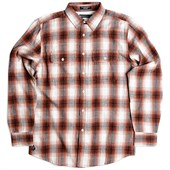 Matix Parker Long-Sleeve Button-Down Flannel Shirt