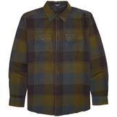 Matix Betters Long-Sleeve Button-Down Flannel Shirt