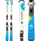 Dynastar PowerTrack 4x4 Skis + Rossignol Axium 100 Demo Bindings 2014