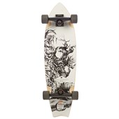 Arbor GB Sizzler Bamboo Longboard Complete