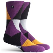 Richer Poorer Blitz Athletic Socks