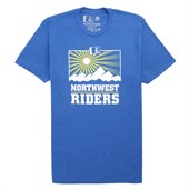 Northwest Riders Rising Sun T-Shirt