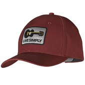 Patagonia Live Simply Guitar Roger That Hat