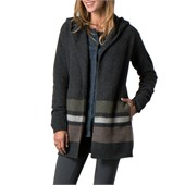 Toad & Co Merino Heartfelt Hooded Wrap Sweater - Women's