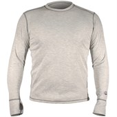 Hot Chillys Geo-Pro Long-Sleeve Crewneck Top