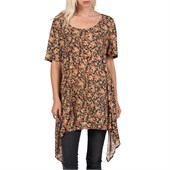 Volcom Frisky Business Tunic Top - Women's