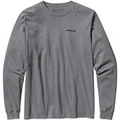 Patagonia P-6 Long-Sleeve Logo T-Shirt