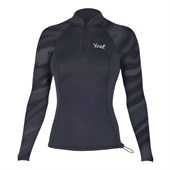 XCEL 2/1mm Manoa Front Zip L/S Wetsuit Jacket - Women's