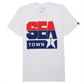 Casual Industrees Sea Town T-Shirt