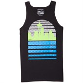 Casual Industrees Seattle Skyline Tank Top