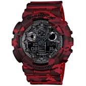 G-Shock GA-100 Camoflauge Watch