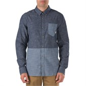 Vans Borden Long-Sleeve Button-Down Shirt