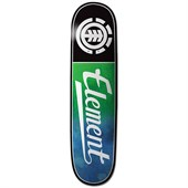 Element Ashbury Twig Logo 7.75 Skateboard Deck