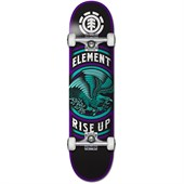 Element Legacy Logo 7.6 Skateboard Complete