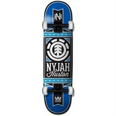Element Nyjah Banner 7.75 Skateboard Complete